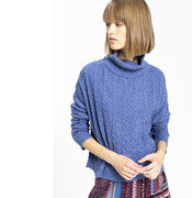 Ivko Pullover 192430 stone blue
