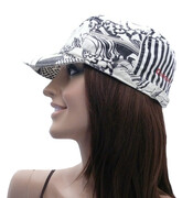 Desigual Basecap We will rock you