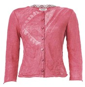 Ivko Strickjacket, 51533-44, coral