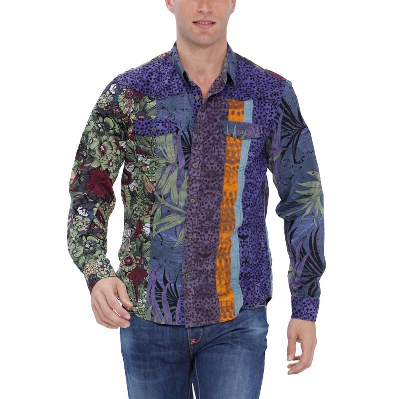 stabile Qualität neu kaufen neueste Art von Desigual Männer Hemd Infum ab 84,00 €