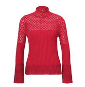 Ivko Pullover 72547-45 rot