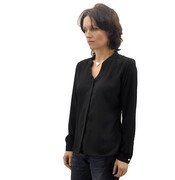 Rich u. Royal - Bluse schwarz